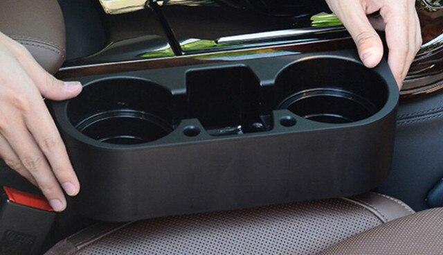 Высокое качество автомобиля три в одной чашке напитков стойку/мобильный телефон/box