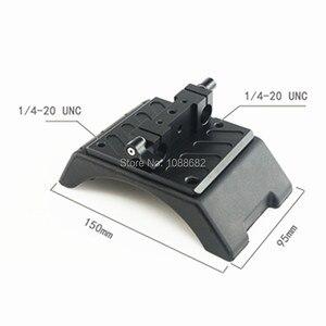 Image 3 - Jadkinsta Adjustable Camera Shoulder Pad Holder with Two 15mm Rod Rig Clamp for DSLR 5D3 5D4 A7S2 Sale Camera Support