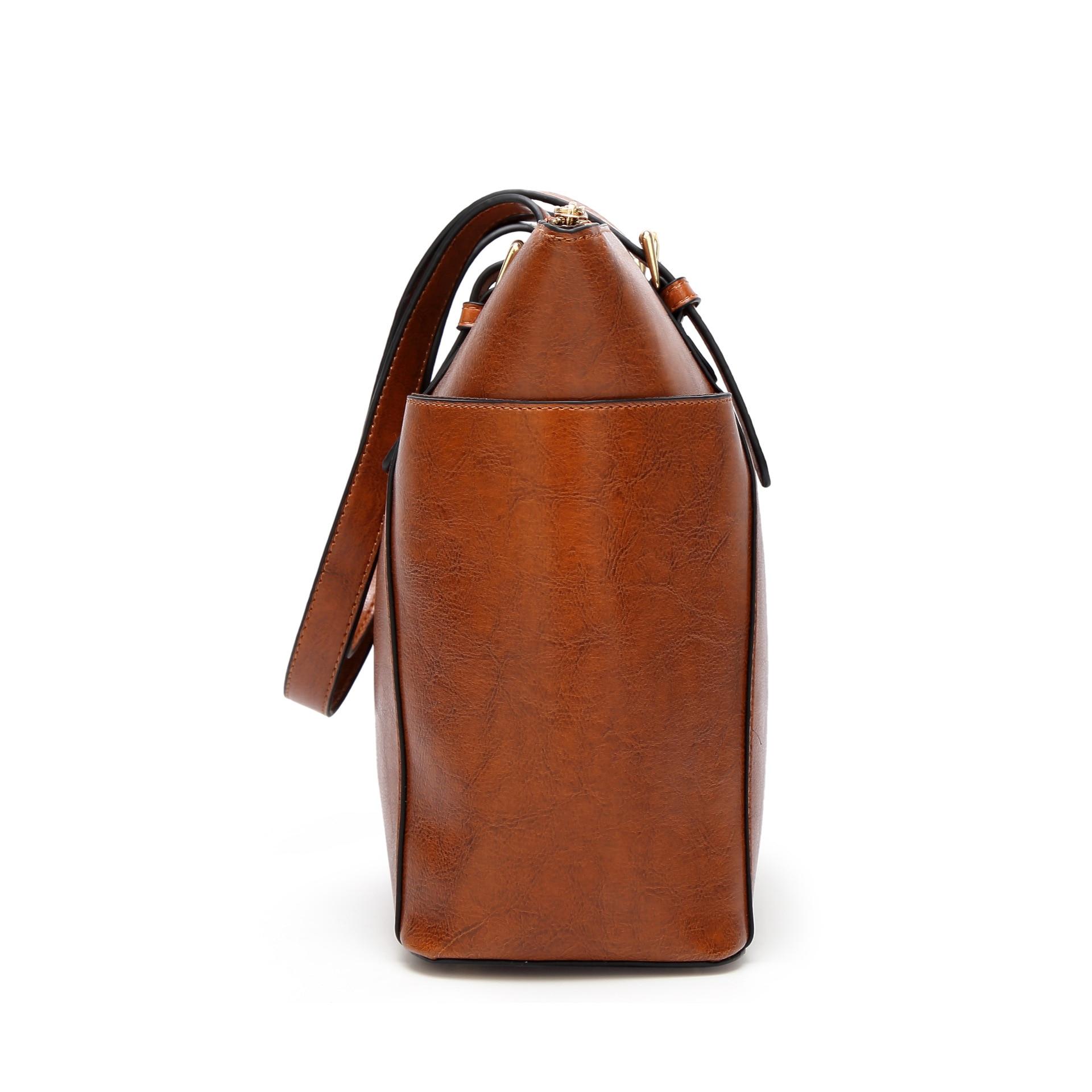 2018 Fashion Handbag Retro Europe och USA Shoulder Messenger Bag - Handväskor - Foto 3