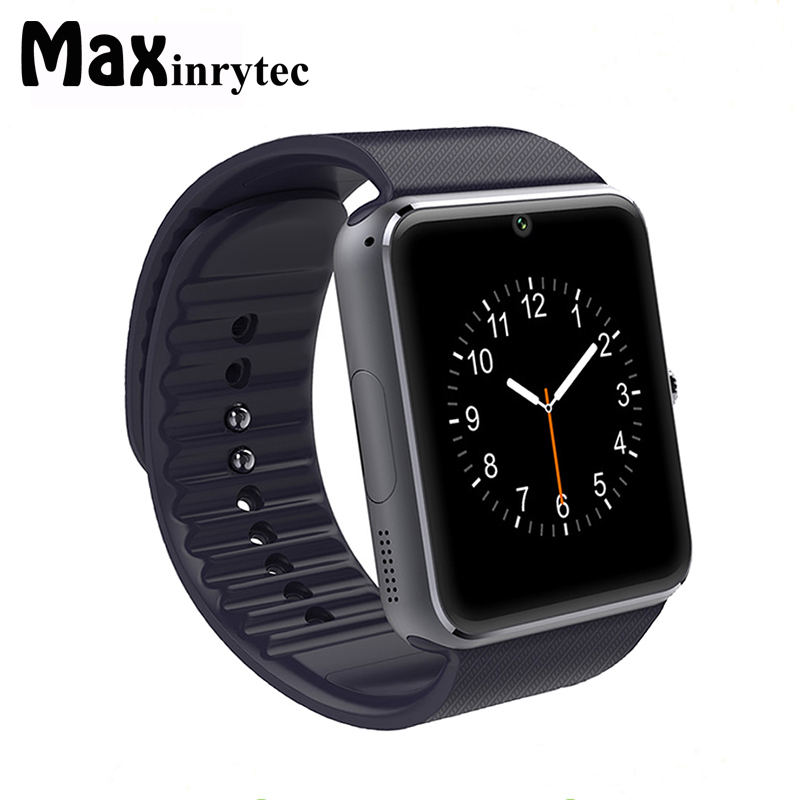 Maxinrytec A1 Smart Watch Clock Sync Notifier Support SIM TF Card Connectivity for Samsung Apple iphone Android Phone Smartwatch lemfo a10 smart watch phone support sim card bluetooth sync notifier clock wearable devices for apple ios android smartwatch