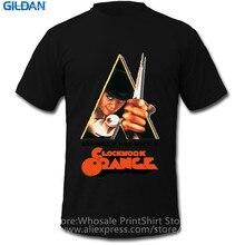 Make T Shirts Regular  A Clockwork Orange X Malcolm Mcdow Crew Neck Short-Sleeve Mens Tee Shirt