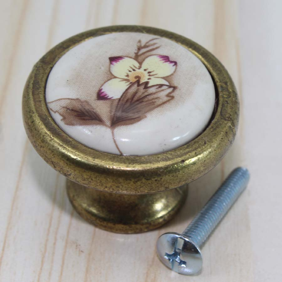 Antique Drawer Cabinet Cabinet Knobs Brass Promotion Shop For Promotional Cabinet Knobs