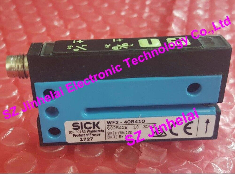 100% New and original WF2-40B410 SICK  Trough type switch, trough type sensor   10-30V lg an wf 100