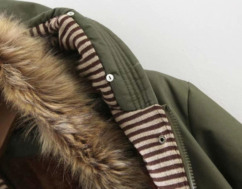 Zip D'hiver Polaire Femmes Poche Femme À Manteaux Green En Veste Longues Army Automne Vent Plein Mode Manteau Chaud Air Capuche 2018 De Manches Mujer xCAXwqSwa