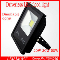 5pcs Lot 20W 30W 50W Dimmable Driverless Led Flood Light 220 265V LED Projector Garden Search