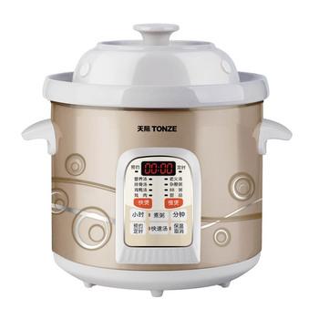 Szybkie gulasz wolno gotować owsianka zupa w przypadku kuchenek elektrycznych białej porcelany liniowej zaplanowane powołania 2L inteligentny owsianka pot tanie i dobre opinie WUXEY 350 w 220 v 1-2l ceramic Cyfrowe sterowanie czasowe Dusić Zupa duszenia Owsianka gotowania Gotować Medycyny Parowa
