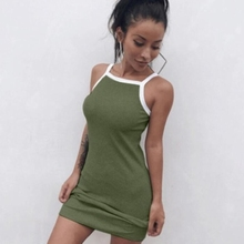 2018 Pop Dress Women Casual Beach Short leisure wear Mini Sexy Party Dresses women clothing plus size S-XXL
