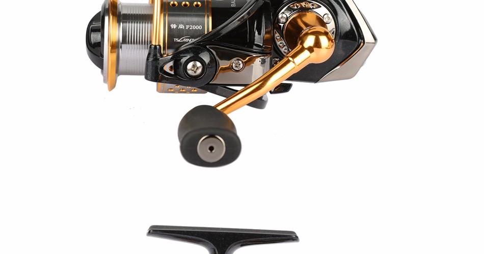 9BB spinning – 6 kg võimsusega
