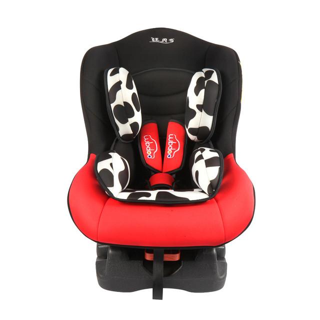 Nova Chegada Do Bebê Cadeira de Assento de Carro de Absorção de Choque Recém-nascidos Criança Crianças Auto Assento Do Bebê Assento de segurança para crianças Pode Sentar Mentindo Engrossar Macio C01