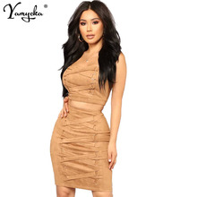 Sexy bandage Backless Summer Dress Women befree vintage Strapless Bodycon Dress elegant Nightclub Party Dresses Vestido clothes джемпер befree befree mp002xw120xl