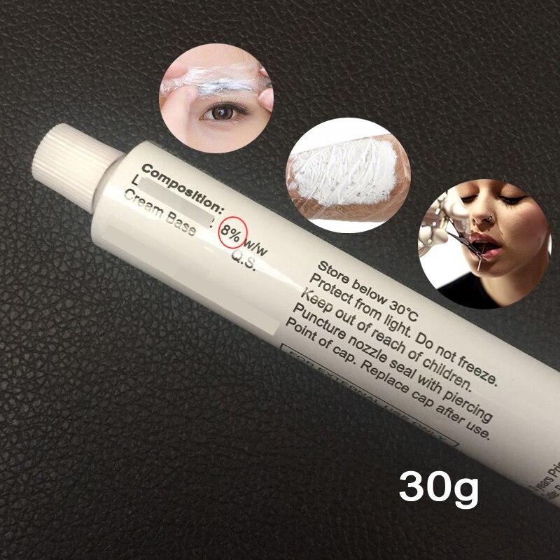 Dr Tattoo cream 1 Tube 30g Permanent Makeup Eyebrow Lip Tattoo Pain Relief Cream Last A