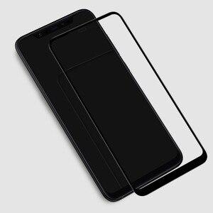 Image 5 - NILLKIN 3D Curved Round Edge Tempered Glass For Xiaomi Mi 8/Mi8 Full Coverage Screen Protector Glass Film For Xiaomi Mi 8 SE