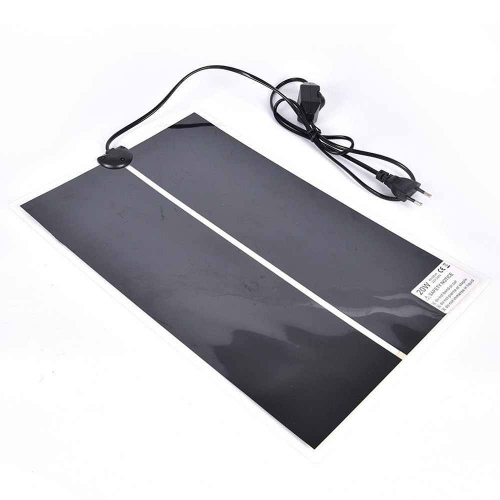 LanLan ЕС вилка 5 Вт/7 Вт/14 Вт/20 Вт/40 Вт ПЭТ-грелка рептилия электрическое одеяло