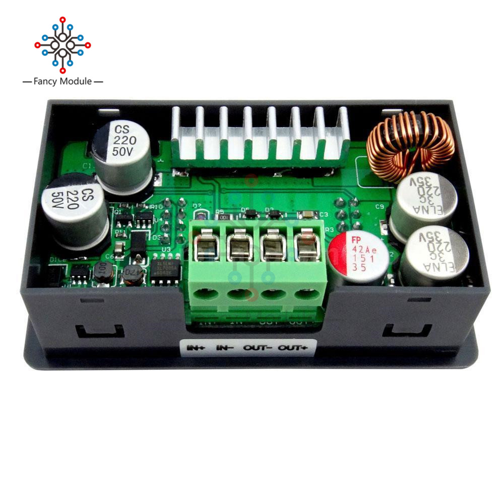 DPS3003 DC32V 3A Colored LED Programmable Step-down Power Supply Module Volt