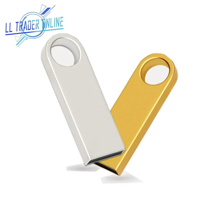 16/32/64GB USB Flash Drive 128GB Flash Drive Metal Cle USB Memory External Storage Stick Pen Mini Disk For PC Device|USB Flash Drives|Computer & Office - title=