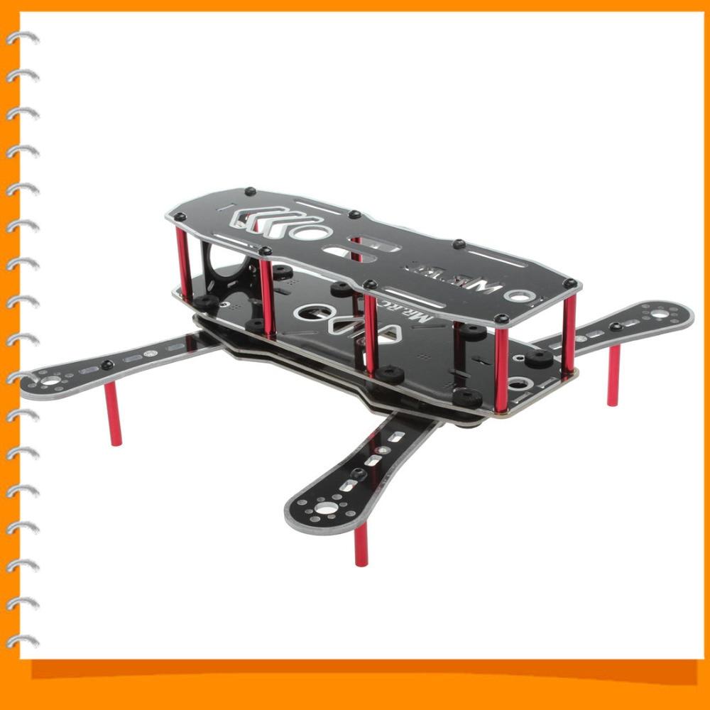 MR RC Upgrade Version 250mm Mini DIY FPV Glass Fiber PCB Frame Kit for H250 Toy