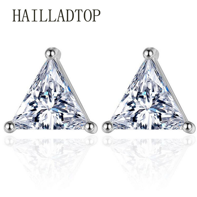 Fashionable Full Crystal Stud Earring With CZ Diamonds Lady Trendy Coroa Brincos Pendiente Women Men Earrings.jpg 640x640 - Fashionable Full Crystal Stud Earring With CZ Diamonds Lady Trendy Coroa Brincos Pendiente Women Men Earrings Triangle Jewelry