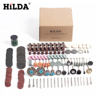 Rotary Tool Accessories Kit For Easy Cutting Grinding Sanding Carving And Polishing Tool Combination For Hilda