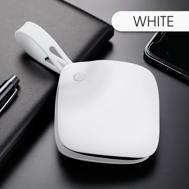 USB 5000mAh Rechargeable Hand Warmers Portable Pocket Heater Electric Power Bank