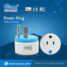 Owlcat Home Automation Plus Sensor Smart Home Power Plug Socket Power outlet Adapter Compatible Z-wave 300 and 500 series P2P