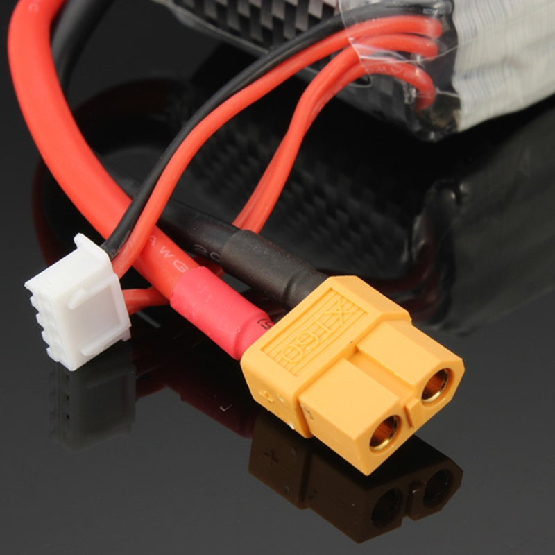 1pcs ZOP Power LiPo Battery 11.1V 6000mAh 3S 35C XT60 Plug For RC Quadcopter Drone Helicopter Car Airplane