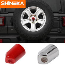 SHINEKA Chromium Styling For Jeep Wrangler JL 2018+ ABS Car Rear Camera Decoration Cover For Jeep Wrangler JL Accessories стоимость