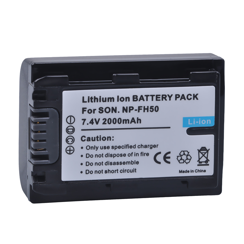 1PC 2000mAh NP-FH50 NP FH50 FH50 Camera Batteries for Sony A230 A330 A290 A390 DSC-HX1 HX100 HX200 HDR-TG1E TG3 TG5 TG71PC 2000mAh NP-FH50 NP FH50 FH50 Camera Batteries for Sony A230 A330 A290 A390 DSC-HX1 HX100 HX200 HDR-TG1E TG3 TG5 TG7