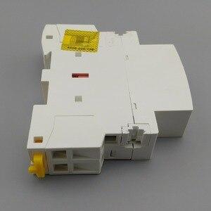 Image 4 - TOCT1 2P 25A 220V/230V 50/60HZ su guida Din Per Uso Domestico ac Modulare contattore 2NO 2NC o 1NO 1NC