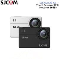 SJCAM SJ8 Air действие Камера 2,33 дюймов родной 1296 P Сенсорный экран WiFi упрощенная версия Спорт DV дистанционного Управление шлем Камера
