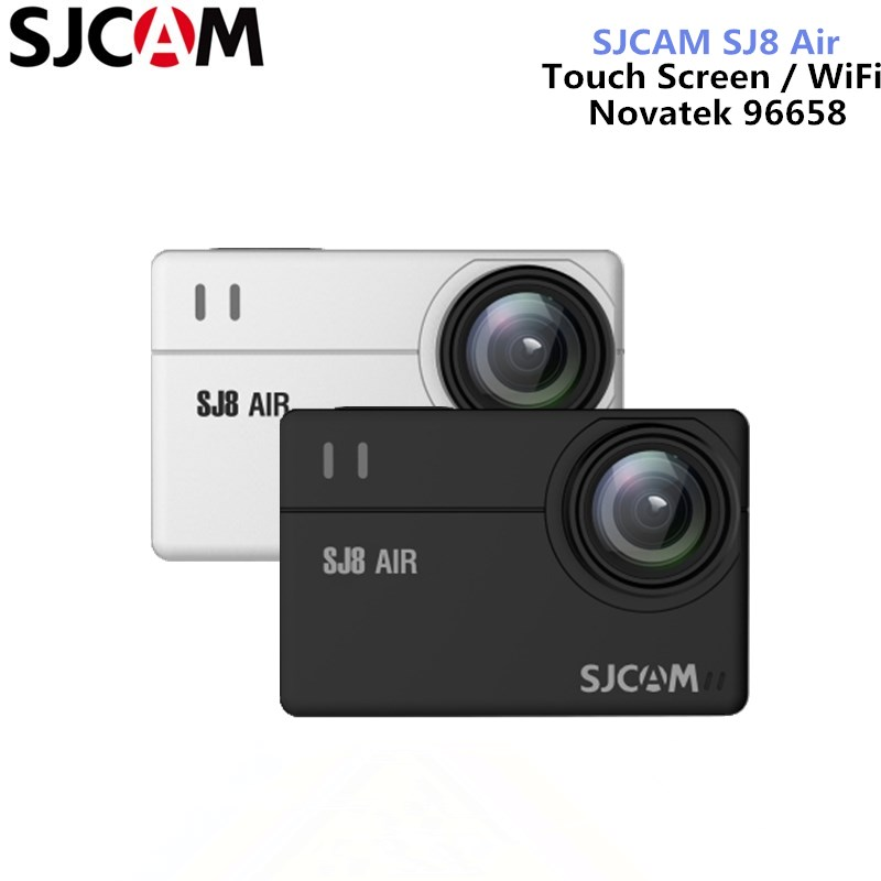 SJCAM SJ8 Air Action Camera 2.33 inch Native 1296P Touch Screen WiFi Simplified Version  ...