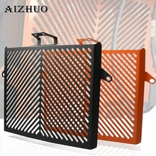 цена на For KTM 1050 1290 1090 Adventure 1290 Super Duke Adventure R S T 2017 Motorcycle Radiator Guard Grille Protection Water Tank