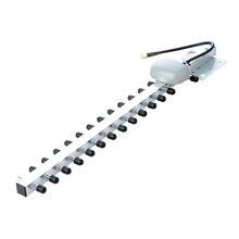 Outdoor 2,4 Ghz Yagi Antena 20dbi Mit rp-Sma-stecker Jack Wifi Antenne 25cm RG174 Kabel Für Drahtlose router Heißer Verkauf