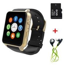 2502c impermeable Monitor de Ritmo Cardíaco Reloj Inteligente Cámara SIM Bluetooth V4.0 NFC apoyo iphone android pk a9 iwo 1:1 smartwatch