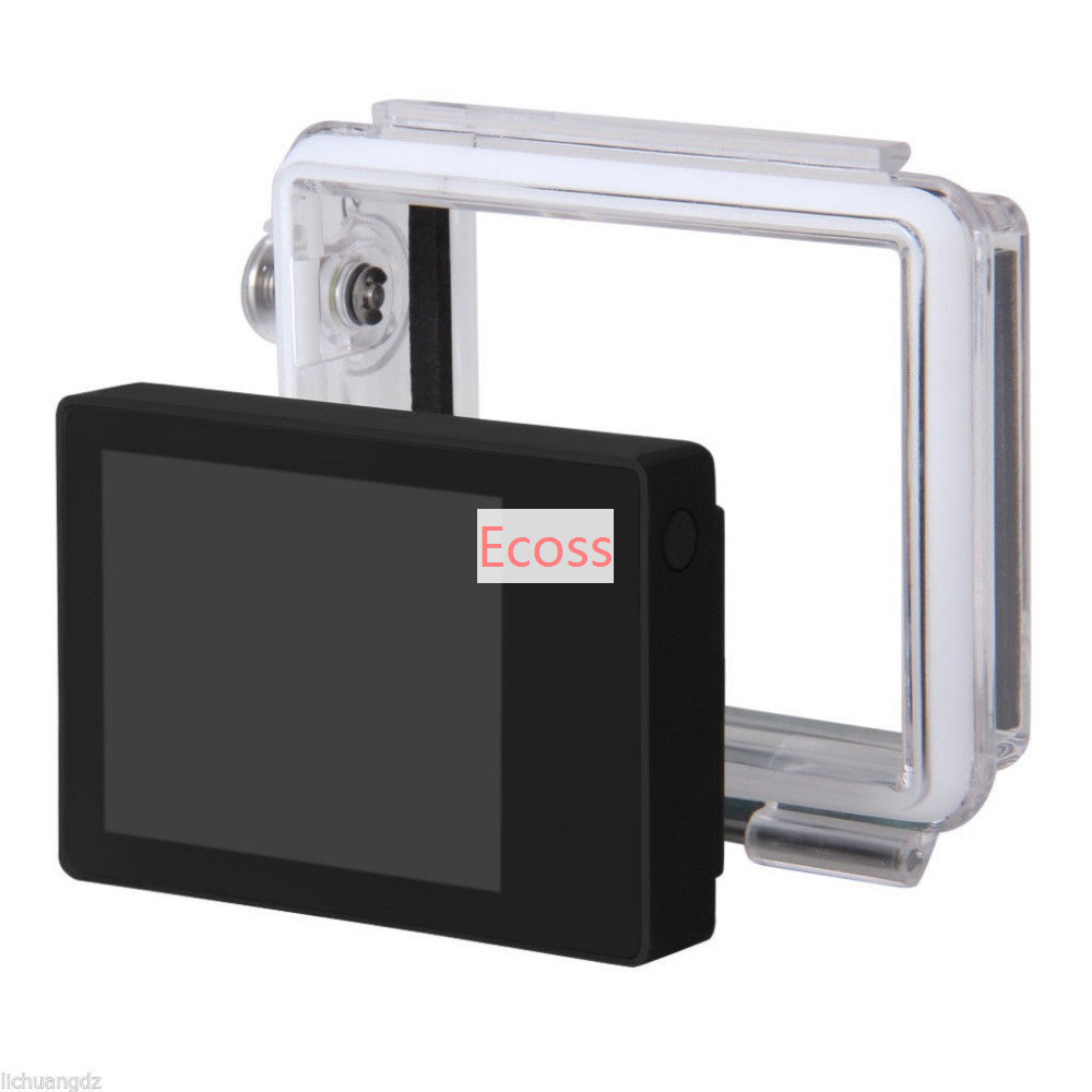 Gopro LCD Gopro hero3 / 3 + / Hero4 Pantalla LCD Pantalla BacPac + - Cámara y foto - foto 2