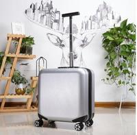 Cabin Luggage suitcase for travel Spinner suitcase women trolley luggage Rolling Suitcase for girls Wheeled Suitcase trolley bag