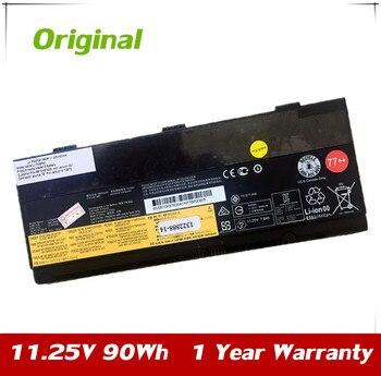 7XINbox 11.25V 90Wh 8000mAh Original L17M6P51 01AV496 SB10K97635 Laptop Battery For Lenovo Thinkpad P50 P51 P52 Series 77++