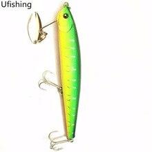 Ufishing Fishing Bait Long Shot Sinking Pencil Lure 11cm 15g Spinner Bait Quality Fishing Lure China New Spinnerbait 1 Pcs/Lot