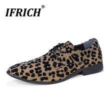 b8163a94 Zapatos clásicos de moda para hombre zapatos de cuero de Pu de marca de lujo  Formal Oxford azul dorado Zapatos de vestir puntiag.