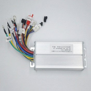 36V/48V 500W ebike controller electric Bike/Tricycle brushless bldc speed Controller Reverse for e-bike/scooter/tricycle image