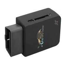 АВТО OBD2 OBDII GPS Трекер Слежения GSM/GPRS Автомобилей Автомобиля С IOS Android app Черный