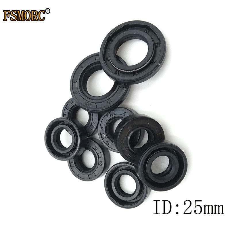 10pcs NBR skeleton oil seal Sealing ring TC22×32×5//6// 7