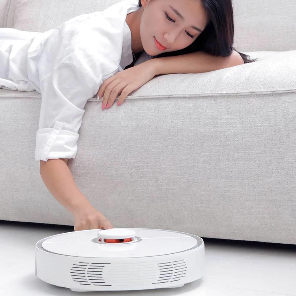 INTERNATIONAL VERSION XIAOMI MIJIA ROBOROCK VACUUM CLEANER 2 AUTOMATIC AREA CLEANING 2000PA SUCTION 2 IN 1 SWEEPING MOPPING FUNCTION 256393 3
