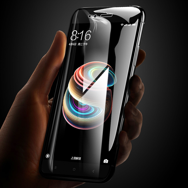 CXV 6D Glass for Xiaomi Redmi Note 5 4X Screen Protector Redmi 6 5 Plus Tempered Glass for Xiaomi Mi 8 SE A2 Lite Mi 6 5X 6X 4X