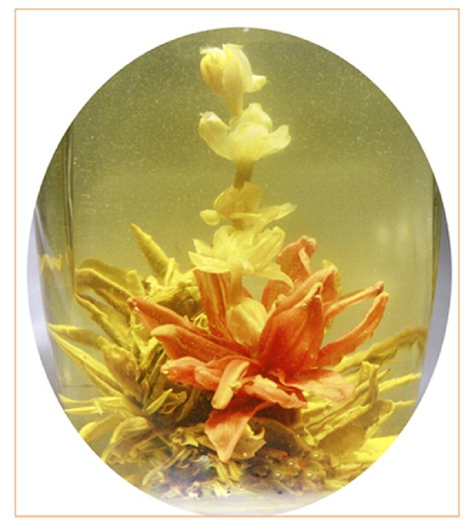 Flower Tea Hot Selling Lily Fairy Blooming Tea 1lot10pcs Skincare