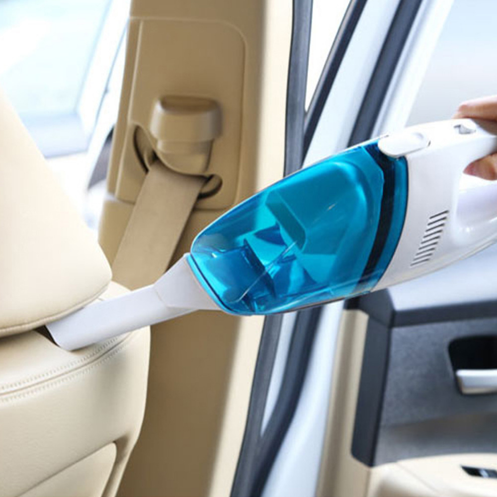 Dewtreetali 2017 Portable Handheld Dust Vacuum Cleaner Wet Dry Dual-Use 12V 60W Car Vacuum Cleaner Car Accessories ...