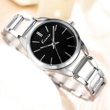hot deal buy kimio simple quartz watches women fashion watch 2016 hollow bracelet ladies  watches woman dress wristwatch women's watches