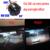 Mini Câmera WI-FI Câmera de Estacionamento Sem Fio SONY Chip CCD Car Rear View Câmera Frontal/Lateral Para 360 Graus câmera