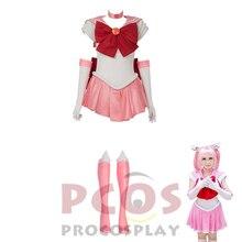 ProCosplay Sailor Moon Cosplay Costume sailor moon Sailor Chibimoon cosplay free shipping costume for women 000272