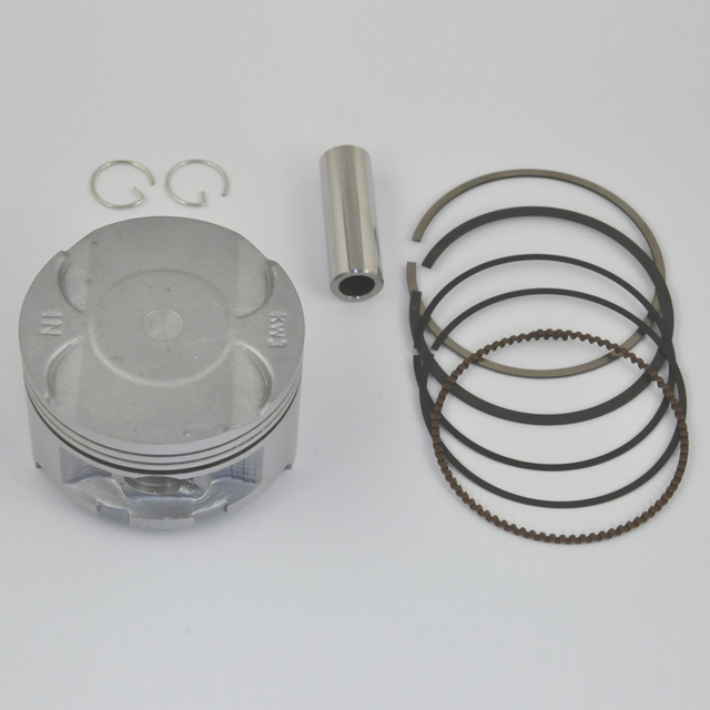 LOPOR High Performance Motorcycle Piston Kit Rings Set For HONDA AX-1 NX250 KW3 STD Bore Size 70mm  NEW