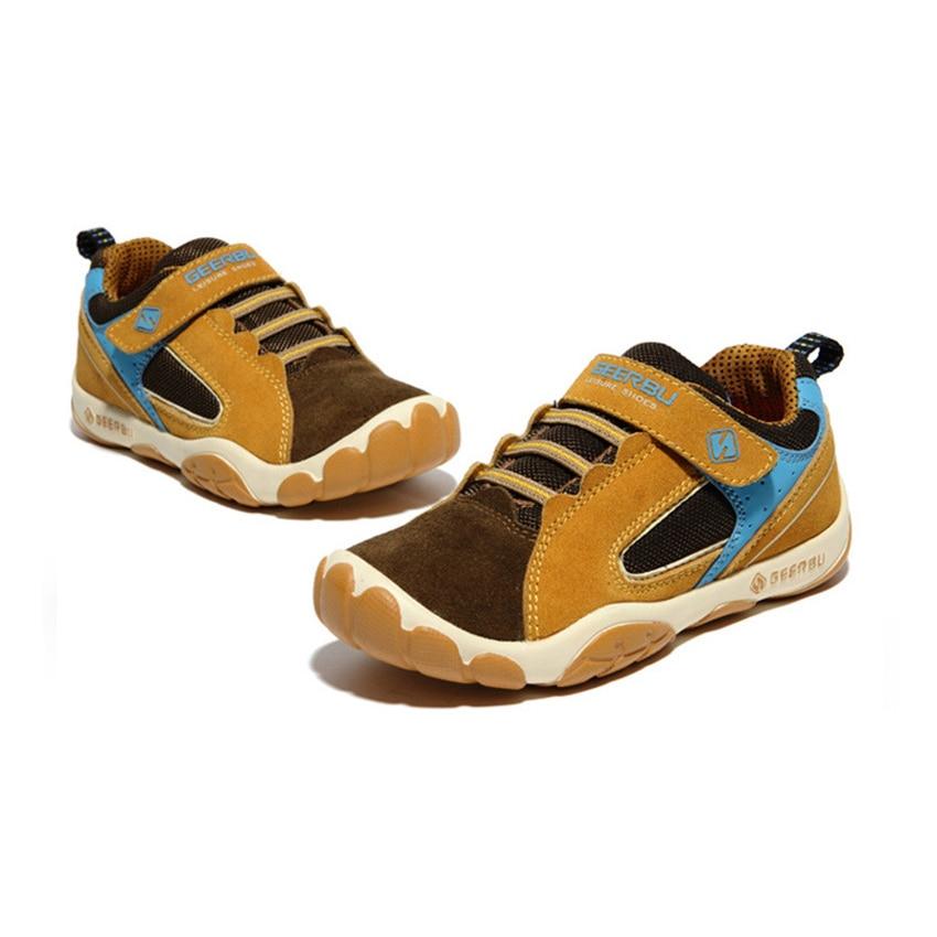 PU TIAN Kinderen Schoenen Kinderen Sneakers Ademend Waterdicht - Kinderschoenen - Foto 5